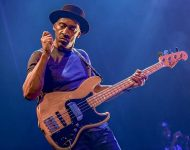 Marcus Miller & Friends with special guests David Sanborn, Jonathan Butler