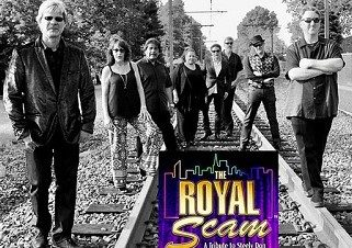 The Royal Scam schedule changes for Radisson Hotel Reading concert