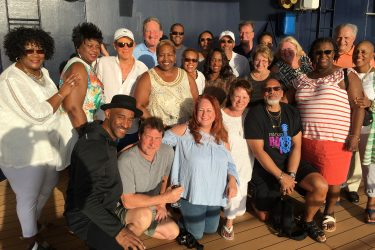 $1,000 Staterooms! Sign Up Now for Amazing ECP Offer to Berks Fans! Join John Ernesto on the Blue Note At Sea Cruise / Jan. 26 – Feb. 2!