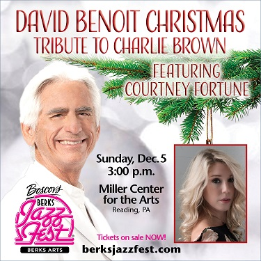Tickets on sale for David Benoit's Charlie Brown holiday show on Dec. 5