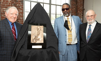 Berks bassist Bennie Sims honored with the Frank Scott Award