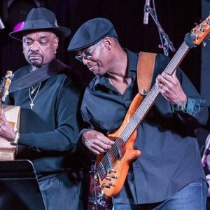 Gerald Veasley's Unscripted Midnight Jams