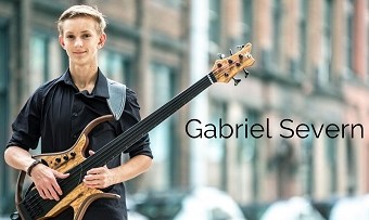 Get JazzED presenting Gabriel Severn Bass Clinic on August 21