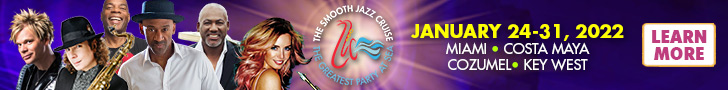 Smooth Jazz Cruise Back to Sailing 2022