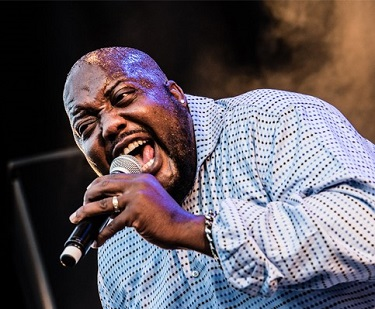Sugaray Rayford joins Walter Trout and Bruce Katz Band for Smokin' Blues Triple-Header